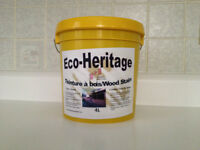 Ottawa Deck And Fence Stains - Eco-Heritage Stains And Paints