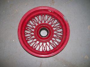 MGB  Wire Spoked Wheels Regina Regina Area image 2