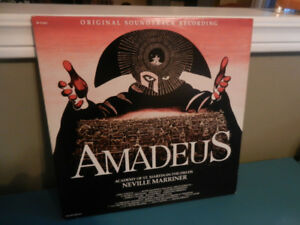 Vinyl Record/LP Amadeus Soundtrack Original Double Album