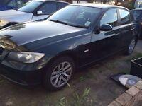Bmw 318i 3 series automatic 2007 57 ***2250 buys it ***** spares or repair not breaking