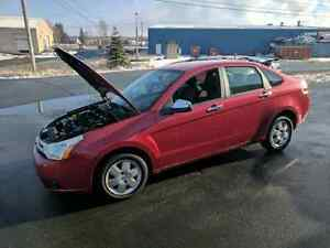 2009 ford focus NEW MVI , VERY CLEAN