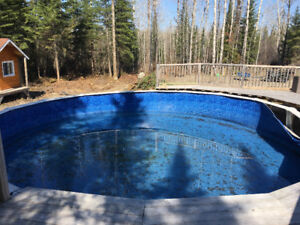 Pool to give away
