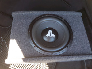 10'' JL Audio Subwoofer