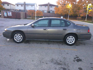 2003 Chevrolet Impala Sedan! Great condition, Going cheap! Kitchener / Waterloo Kitchener Area image 3