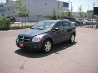 2007 DODGE CALIBER SXT ONE OWNER VERY CLEAN $4999