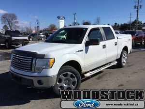 2010 Ford F-150 XLT   XTR PACKAGE, 20S, HARD POP UP COVER