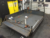 Welding and Metal Fabrication Services