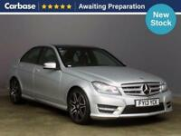 2013 MERCEDES BENZ C CLASS C220 CDI BlueEFFICIENCY AMG Sport Plus 4dr Auto