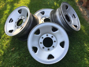Roues 17'' Ford F250 F350
