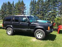 1996 Jeep Cherokee 4 x 4