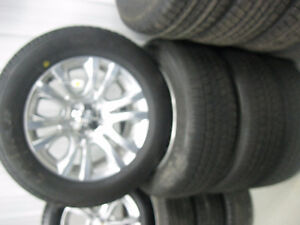 dodge ram 20`` wheels and tires