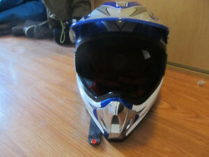 motor bike full face helmet