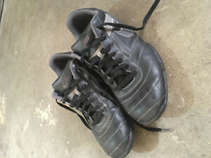 Size 15 leather Nike sneakers