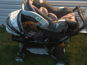 Graco Ready2Grow Stand & Ride double Stroller