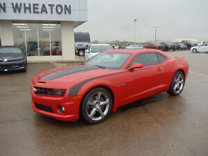 "2013 Chevrolet Camaro 2SS Coupe "" 6.2 liter """