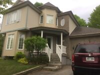 House to rent Saint Lazare J7T3B5 Beautiful 5 Bedroom House