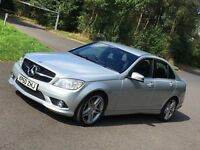 2010 MERCEDES C350 CDI SPORT AUTO***IMMACULATE CAR***FINANCE AVAILABLE
