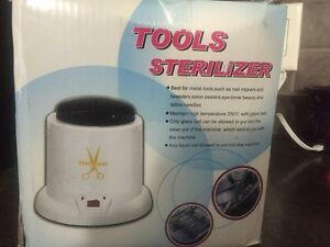 Nail Art Kit and accessories only $60 with Sterilizer Edmonton Edmonton Area image 2