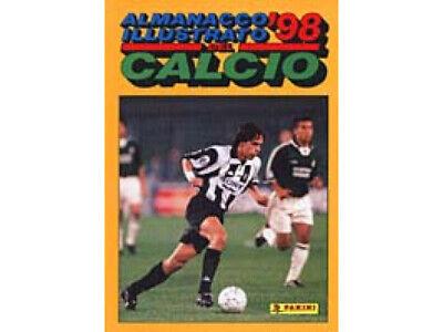 Panini ALMANACCO ILLUSTRATO DEL CALCIO 1998