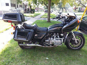 Classic 1983 Goldwing $1750 or best offer