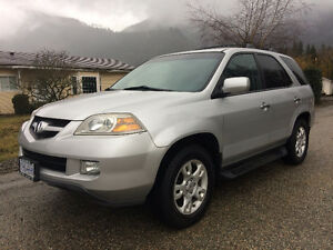 2005 Acura MDX Touring/fully loaded SUV, Crossover