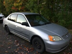 2003 Honda Civic DX Berline