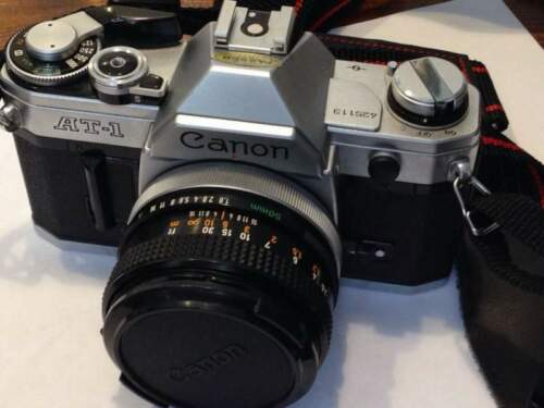 Canon at 1