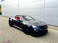 "2003 Mercedes-Benz SL350 + SL65 AMG BLACK SERIES REPLICA + 20"" ALLOYS + BODY KIT"