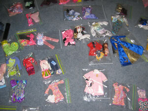 NEW-AUTHENTIC BARBIE, KEN & FRIENDS CLOTHING & ACCESSORIES Kingston Kingston Area image 1