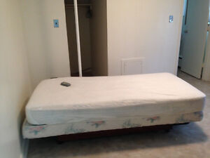 Electric adjustable bed located in Wadena, SK