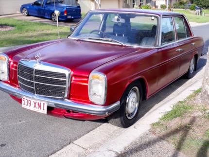 Mercedes 230 1972