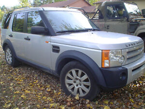 2005 Land Rover LR3 SUV, Crossover runs great 4.4L West Island Greater Montréal image 2