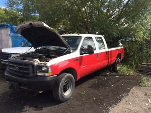 2004 ford f350 powerstroke