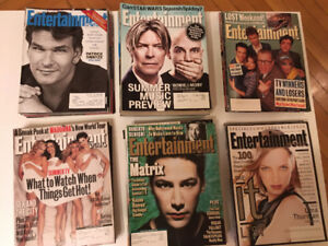 Entertainment Weekly / Magazine