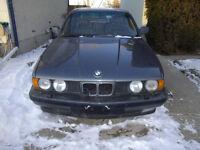 1990 BMW 5-Series Sedan
