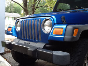 2003 Jeep TJ Wrangler Sport 4.0L Hardtop and Soft top