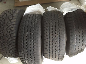 205 50 r17 winter tires in Cobourg, great deal