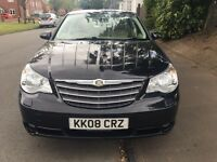 Chrysler Sebring 2.0 Limited *Top Spec *Low Mileage* MOT 2017*