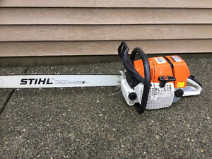 MS 660 Sthil power saw