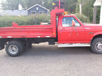 1993 Ford F-450 dompeur