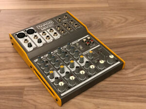 Tapco Mix 60 6-Channel Compact Mixer