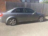 FOR SALE 2003 Audi A4 1.9tdi grey