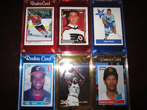 Pro Sports Cards and Rookie Cards EX/NM/MT $15 each