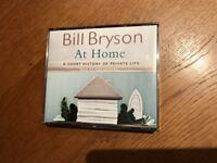 Audio CD Bill Bryson At Home