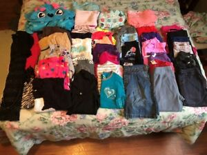 Girls Size 10 Clothes Lot - Great For Fall!