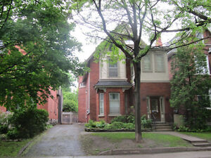 Ottawa Apartment for Rent -Victorian House - Elgin & Canal