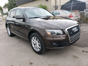 2011 Audi Q5 Premium Plus Quattro SUV- One Owner Loaded