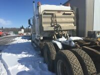 2004 frieghtliner fld120 Classic heavy spec c/w wet kit