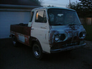 1961 Ford Econline 5 Widow Pickup