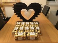 Ferrero Rocher Table Stand & 192 Chocolates